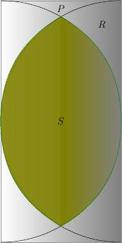 pravokotnik s polkrogi